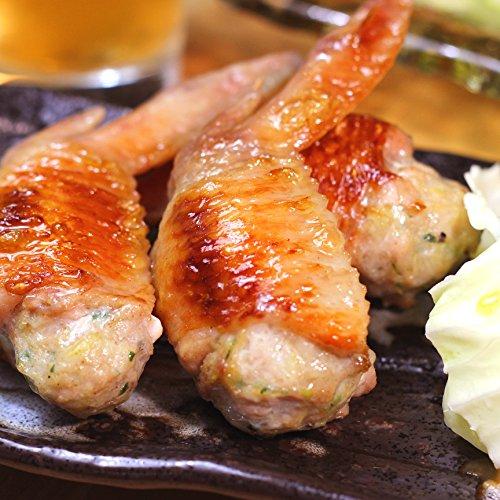 水郷のとりやさん 国産鶏肉 手羽先餃子 20本セット お試しセット 5本入×4袋 (手羽 餃子)