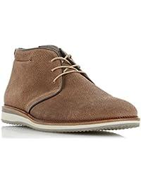 (デューン) Dune メンズ シューズ・靴 ブーツ Chadwell Perf Upper Chukka Boots [並行輸入品]