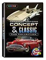 General Motors Concept & Classic Car Collection [DVD] [Import]