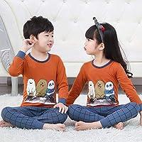Baby Pyjamas Winter Cartoon Kids Clothes 2PCS Children's Pajamas Boys Girls Sleep Suit Sleepwear Pijama Infantil Child Clothing|Pajama Sets|