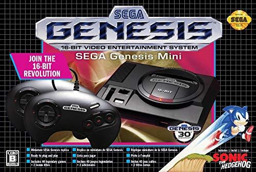 Sega Genesis Mini (セガ ジェネシス ミニ)