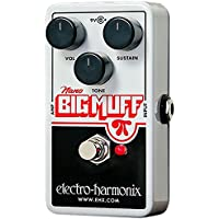 ELECTRO-HARMONIX Nano Big Muff Pi エレクトロハーモニクス ナノ ビッグマフ ギター ファズ エフェクター ◆並行輸入品◆