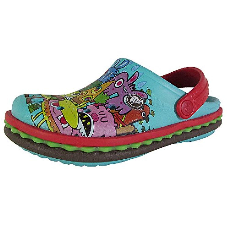 Crocs Kids ' Burger K Clog