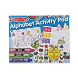 Melissa and Doug MD8563 Alphabet Activity Pad