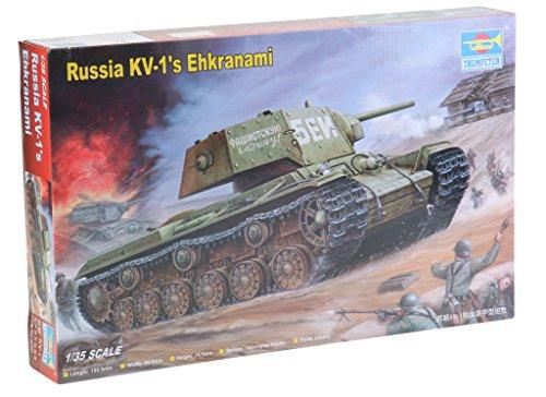 1/35 ソビエト軍 KV-1重戦車 エクナナミ 00357