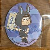 一番くじ おそ松さん 白黒うさぎのイースター J賞 イースターエッグ缶バッジ SD カラ松
