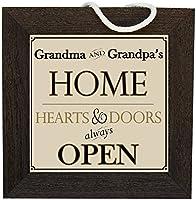 The祖父母ギフトGrandma & Grandpaホームサイン