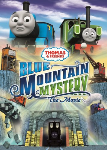 Thomas & Friends - Blue Mountain Mystery [Region 2 DVD]