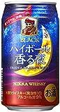 【北海道限定】ブラックニッカ ハイボール香る夜缶 [ ウイスキー 日本 350ml×24本 ]