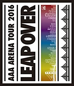 AAA ARENA TOUR 2016 - LEAP OVER -(通常盤)(スマプラ対応) [Blu-ray]