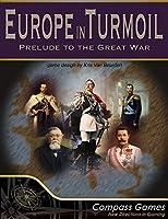 CPS: ヨーロッパのトルコ プレリュード to The Great War ボードゲーム