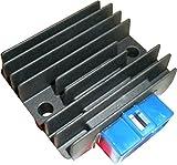 ホンダ・汎用エンジン: GX160-GX670,GVX270, GXV340, GXV390,EVD4010用レクチファイヤーASSYレギュレーター(品番31600-ZE2-861)