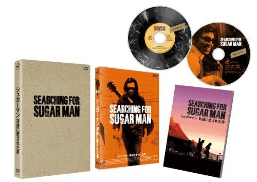 シュガーマン 奇跡に愛された男 DVDの詳細を見る