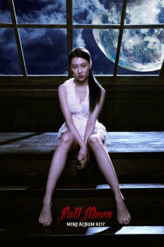 ソンミ 1stミニアルバム - Full Moon (韓国版)