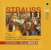 Wind Chamber Music 2 by R. STRAUSS (2005-01-25)