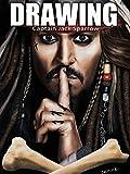 Clip: Drawing Captain Jack Sparrow