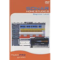 Sonar Home Studio 6 Beginner Level [DVD] [Import]
