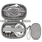 ヘッドホン収納袋 ヘッドフォンバッグストレージバッグデータケーブル充電器デジタルUディスクブルートゥースミニポータブルボックスヘッドセットバッグプロテクター