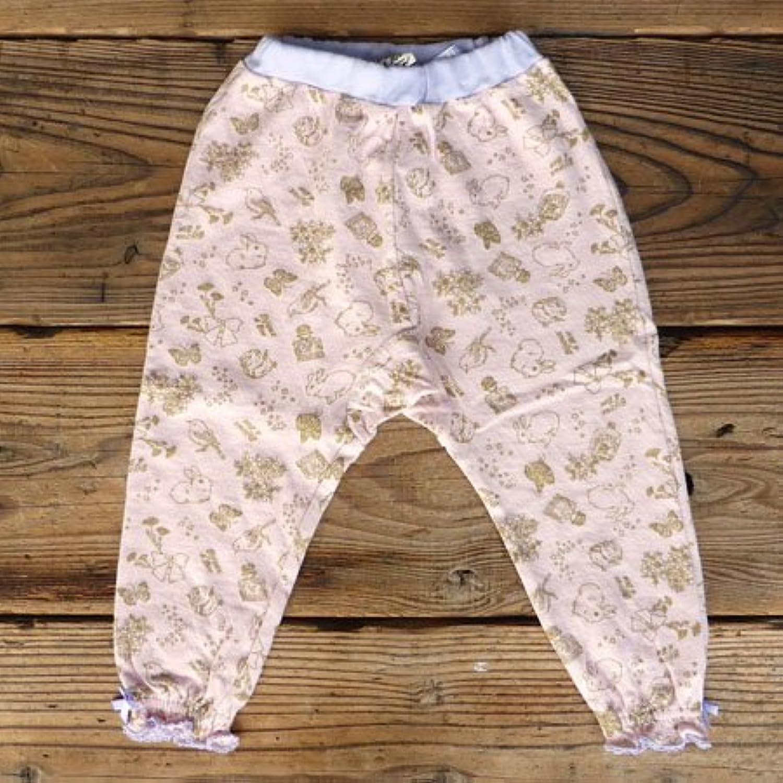 Bijoux&Bee(ビジュー&ビー) キラキラドリームプリントのガールズパンツ(70-90) Tシャツ S 70-80cm,ピンク
