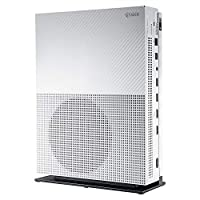 Xbox One Sコンソール用垂直スタンド - ブラック