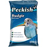 Peckish Budgie Bird Seed Mix, 20kg