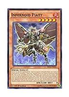 遊戯王 英語版 SECE-EN016 Infernoid Piaty インフェルノイド・アシュメダイ (ノーマル) 1st Edition
