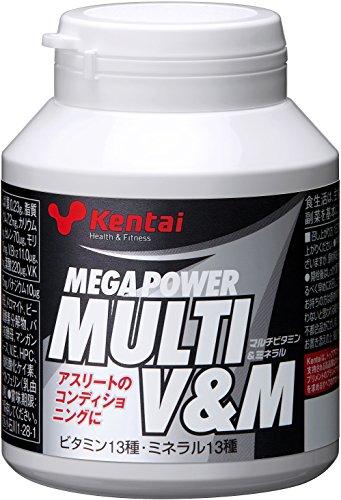 Kentai メガパワー マルチビタミン&ミネラル 150粒...