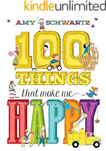 100 Things That Make Me Happy (English Edition)