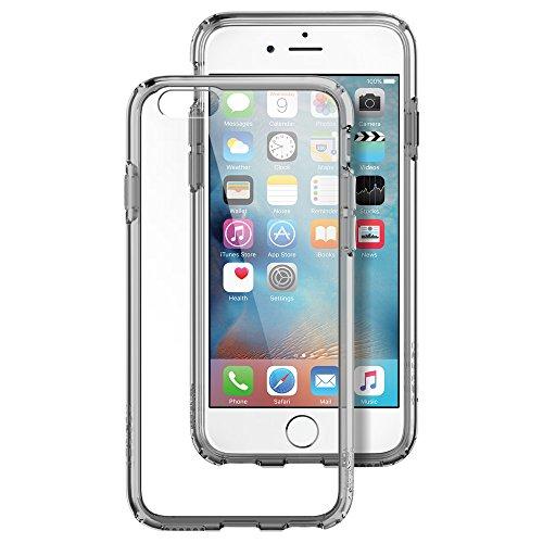 『【Spigen】iPhone6S ケース / iPhone6 ケース ウルトラ・ハイブリッド 米軍MIL規格取得 (スペース・クリスタル SGP11599)』の8枚目の画像