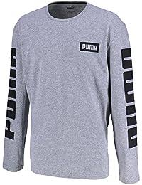 PUMA(プーマ)メンズ スポーツウェア REBEL LS Tシャツ 851978