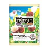 マンナンライフ 蒟蒻畑ライチ味 (25g×12個)×12袋