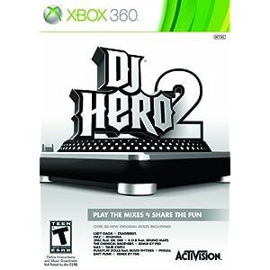 DJ HERO 2 (輸入版:北米・アジア) ※ソフト単体、コントローラ必須 - Xbox360