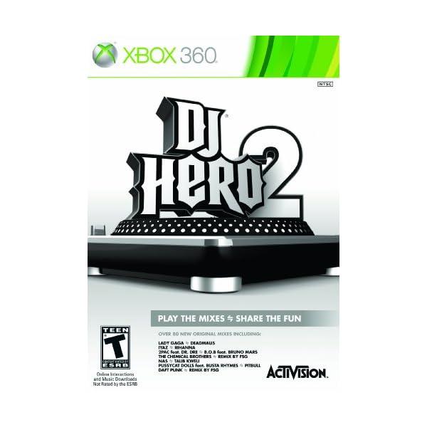 DJ HERO 2 (輸入版:北米・アジア) ※...の商品画像