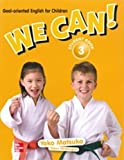 We Can! 生徒用テキスト(CD付) 3/Student book with CD 3
