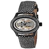 [フォリフォリ] 腕時計 PURITY WF1E016SSW-BK レディース ブラック [並行輸入品]