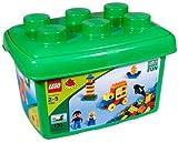 レゴ (LEGO) デュプロ ディプロブロックと緑のコンテナ 5352