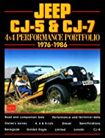 Jeep CJ-5 & CJ-7 4x4 Performance Portfolio 1976-1986