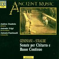 Geminiani;Guitar Sonata & B