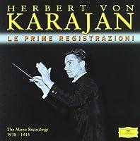 カラヤン初期録音集~ドイツ・ポリドールSP録音(6CD)