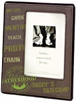 "Lillian Rose Picture Frame, Daddy Outdoor, 4"" x 6"" by Lillian Rose [並行輸入品]"