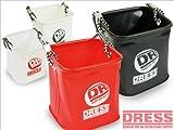 ドレス(DRESS) 水くみバケツ LD-OP-0911 ブラック/ホワイト S