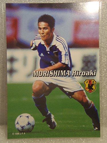 Calbee カルビー サッカーカード JAPAN NATIONAL TEAM CARD 2002 024 森島寛晃