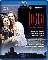 『トスカ』全曲 ジアッキエーリ演出、ボエーミ&カルロ・フェリーチェ劇場、デッシー、アルミリアート、スグーラ、他(2010 ステレオ)(日本語字幕