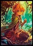 きゃらスリーブコレクション マットシリーズ Shadowverse 「エルフの少女・リザ」 (No.MT340)