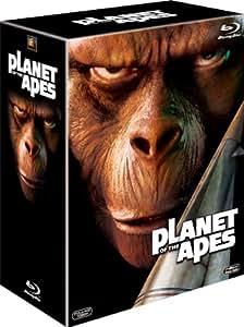 猿の惑星 コンプリート・ブルーレイBOX (初回生産限定) [Blu-ray]