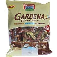 Loacker Gardena ローカーガルデーナフィンガーチョコレート 60個(750g)入り ヘーゼルナッツ味/チョコレート味