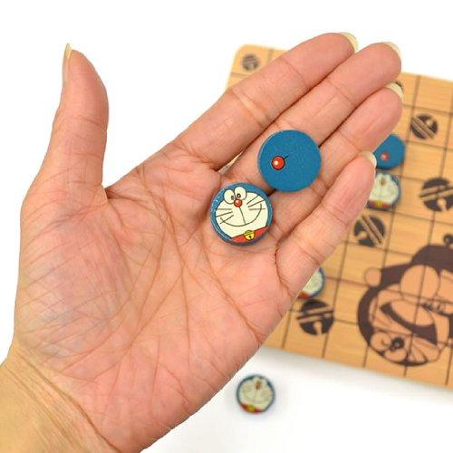 ラナ『ドラえもん木製五目&リバースゲーム』