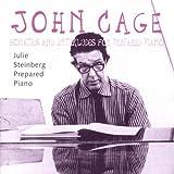 ジョン・ケージ:プリペアド・ピアノのためのソナタとインタリュード