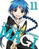 マギ The kingdom of magic 11(完全生産限定版)[Blu-ray/ブルーレイ]