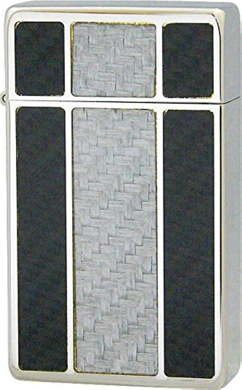 におい敗北魅力的であることへのアピールSAROME(サロメ) ターボライター SRM Crystal Carbon ブラック 790794